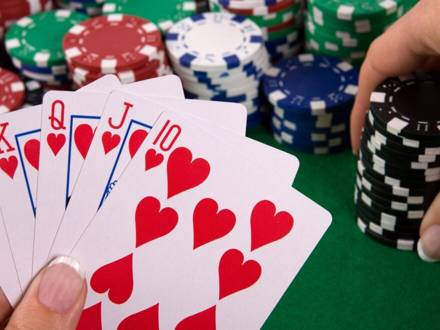 Why Disregarding Casino Poker Will Expense Your Sales