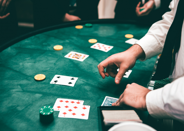The Commonest Blunders People Make With Online Casino