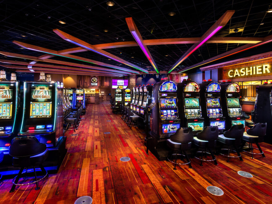 These 5 Errors Will Certainly Damage Your Casino Poker