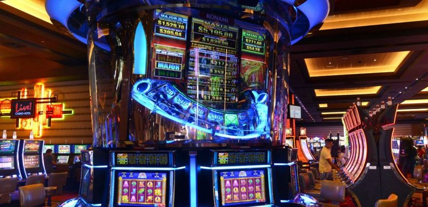 Right Here Is A Method That Helps Gambling